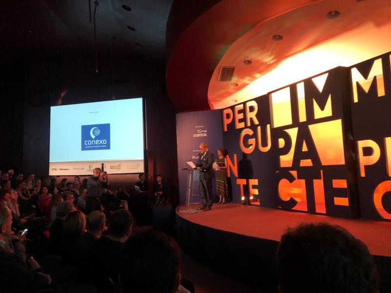 CONEXO na FIMEC 2019: Patrocínio do Prêmio Primus Inter Pares e assessoria no Projeto Comprador
