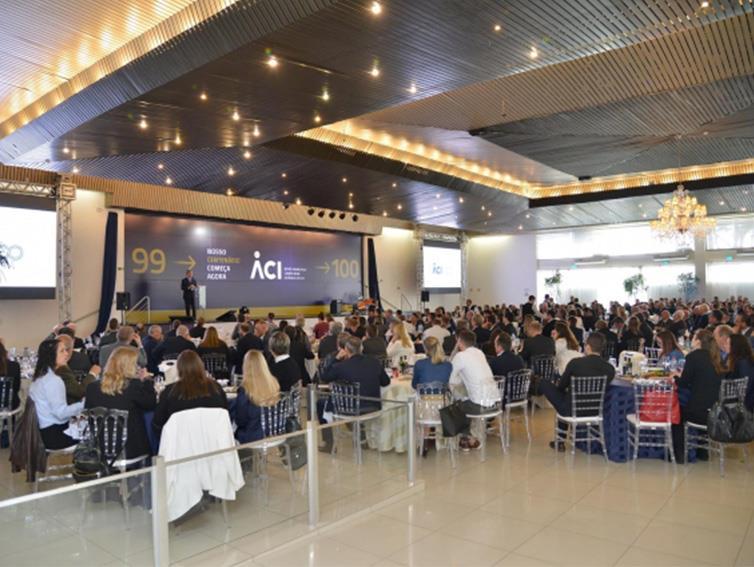 Conexo patrocinou evento do Centenário da ACI